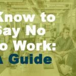 men in workplace in front of desktops talking