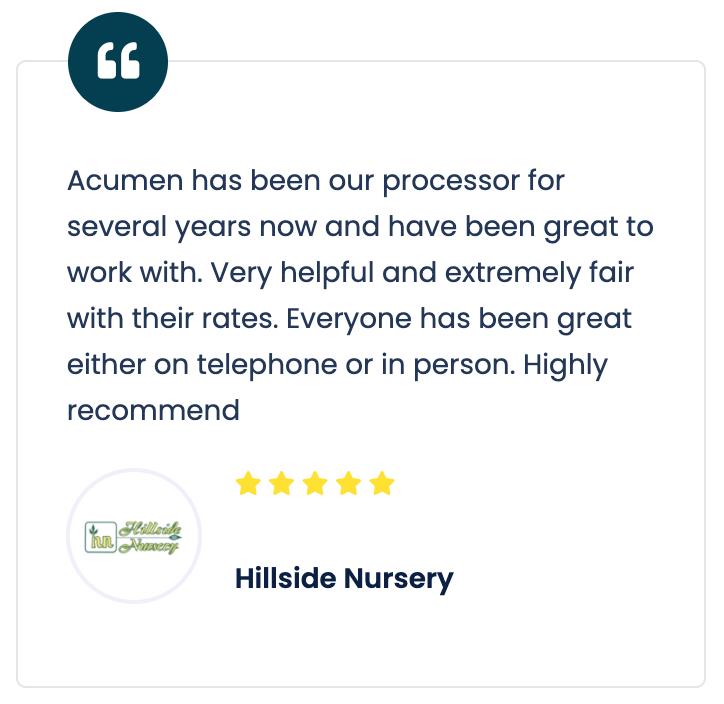 Hillside Nursery review