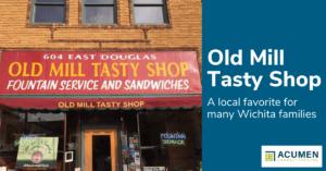 Old Mill Tasty Shop restaurant